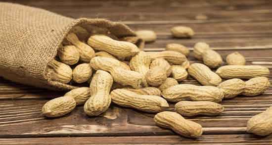 خواص بادام زمینی , خواص بادام زمینی در بارداری , خواص بادام زمینی در بدنسازی ، خواص بادام زمینی با پوست