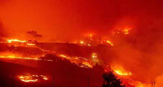 شعر آتش ، شعر در مورد آتش ، متن در مورد آتش ، متن درباره اتیش