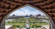 شعر در مورد اصفهان ، نصف جهان و زیبا و کودکانه از شاعران معروف