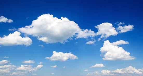 شعر در مورد آسمان