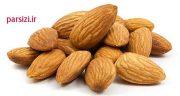 خواص بادام ، شیرین در بارداری و طب سنتی و برای لاغری و پوست کودکان مو مردان