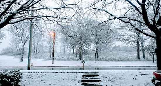 تعبیر خواب برف ، تعبیر خواب بارش برف ، تعبیر خواب راه رفتن روی برف ، تعبیر خواب دیدن برف