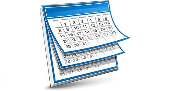 ماه های میلادی , ماه های میلادی به ترتیب , ماه های میلادی به شمسی , مخفف و معادل ماه های میلادی