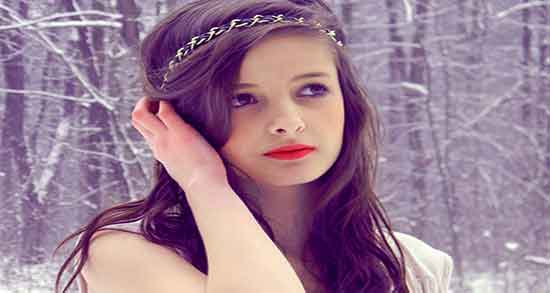 عکس پروفایل دخترونه ی زمستانی