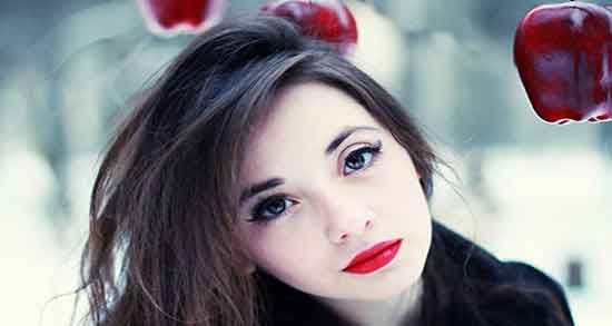 عکس های پروفایل دخترونه زمستانی