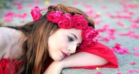 عکس پروفایل دخترونه شاد