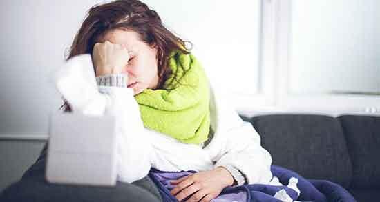 درمان آنفولانزا , درمان آنفولانزا در خانه , درمان آنفولانزا در طب سنتی , درمان آنفولانزا با عسل
