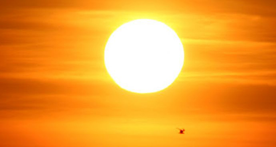 شعر در مورد خورشید ، درخت و ماه پشت ابر  و دریا کودکانه از مولانا