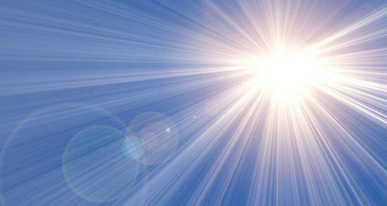 شعر در مورد نور ، خورشید و روشنایی و تاریکی عاشقانه و کودکانه