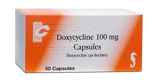 کپسول داکسی سایکلین ، عوارض کپسول داکسی سایکلین ، موارد مصرف کپسول داکسی سایکلین