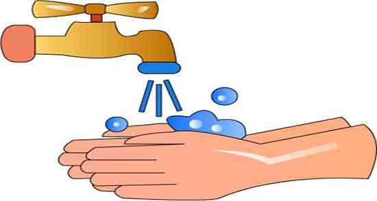 شعر در مورد شستن دست