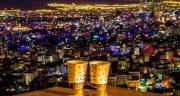 شعر در مورد بام شهر ، متن زیبا در مورد بام شهر و متن درباره پشت بام