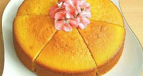 شعر در مورد کیک