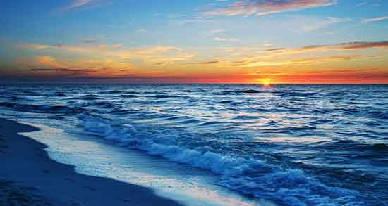 شعر در مورد دریای خزر ، شعر کوتاه و زیبا درباره دریای خزر و ساحل زیبا