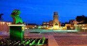 شعر در مورد خوی ، شعر کوتاه و زیبا ترکی و فارسی در مورد خوی آذربایجان غربی