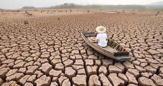 شعر در مورد خشکسالی