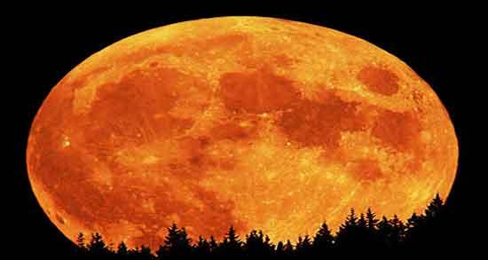 شعر در مورد ماه ، گرفتگی و شعر حافظ در مورد ماه آسمان و ستاره و دلتنگی عاشقانه