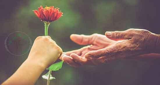 شعر در مورد مهربانی ، و مهرورزی خدا و دوست و محبت پدر و مادر و با حیوانات