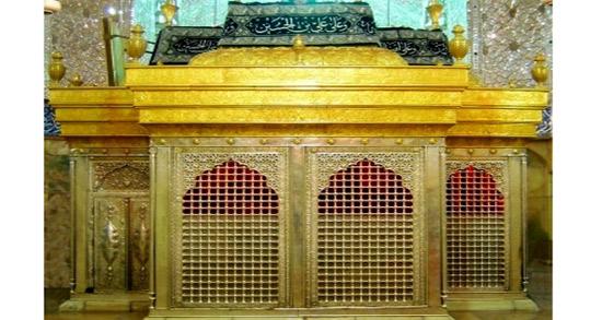 شعر در مورد شش گوشه امام حسین ، ضریح و زائر امام حسین