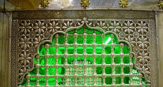 شعر در مورد ضریح ، امام رضا و حضرت علی + شش گوشه امام حسین