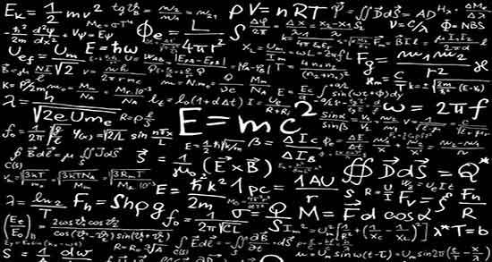 شعر در مورد ریاضی