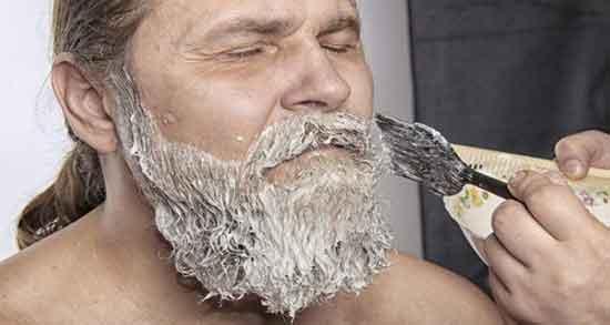 شعر در مورد ریش سفید