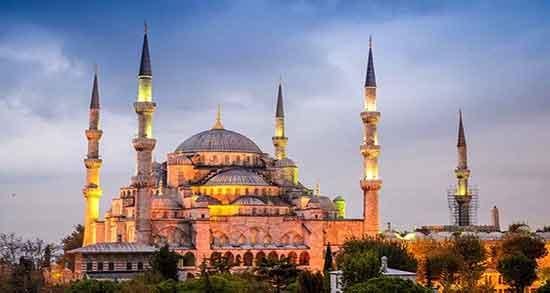شعر در مورد استانبول