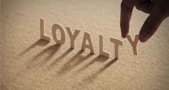 شعر در مورد وفاداری