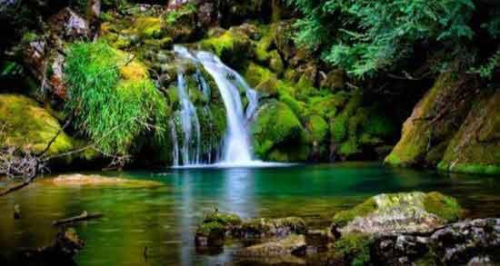 شعر در مورد زیبایی طبیعت