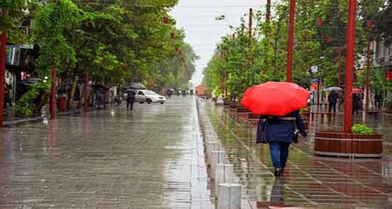 متن در مورد باران ، باران پشت شیشه و باران بهاری + متن بارانی عاشقانه و غمگین