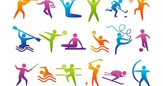 شعر در مورد هفته تربیت بدنی ، ورزش کشتی و ژیمناسیک و والیبال و المپیک