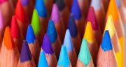 شعر در مورد رنگ ها ، شعر کودکانه کوتاه در مورد رنگ قرمز و سبز از سعدی