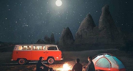 متن در مورد آرامش شب ، متن زیبا درباره آرامش دریا و خوشحالی و عکس خودم