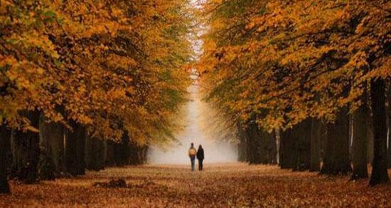متن عاشقانه پاییزی دونفره ، متن پاییزی غمگین و ناب + متن عاشقانه پاییزی بلند