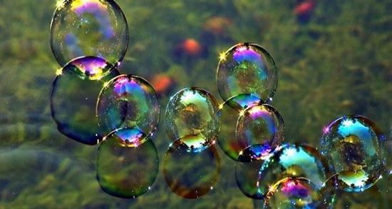 متن زیبا در مورد حباب ، شعر حباب آرزوها + متن کوتاه درباره حباب شیشه ای زندگی