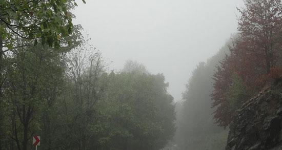 متن زیبا در مورد هوای ابری ، بهاری + عکس نوشته و متن هوای ابری پاییز