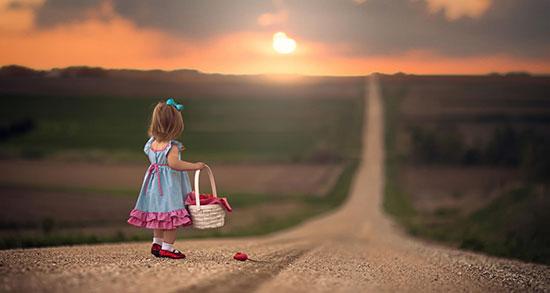 متن زیبا برای دختر کوچولوم ، تولد دختر کوچولوم + جملات زیبا برای کودک و فرزندم