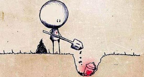 جملات ناب دل شکستن ، جدید و کوتاه عاشقانه + دل شکسته ام خدایا