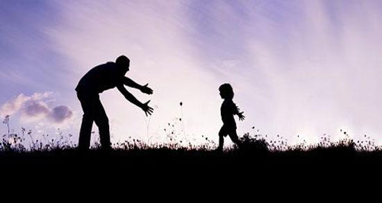 متن پدر و دختر عاشقانه ، متن زیبا دختر پدری و پدر تکیه گاه دختر + پدر فوت شده