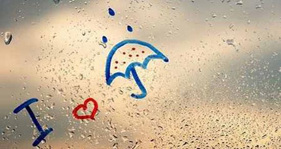 متن بارانی عاشقانه ، متن های زیبا بارانی و احساسی غمگین و عاشقانه