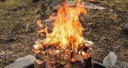 جمله کوتاه در مورد آتش ، متن ادبی و زیبا درباره شعله و گرمای آتش و شب و خاکستر