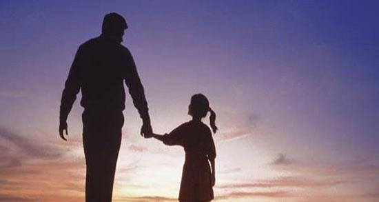 متن در مورد پدر و دختر ، عاشقانه و متن خفن و کوتاه درباره پدر + پدر تکیه گاه دختر