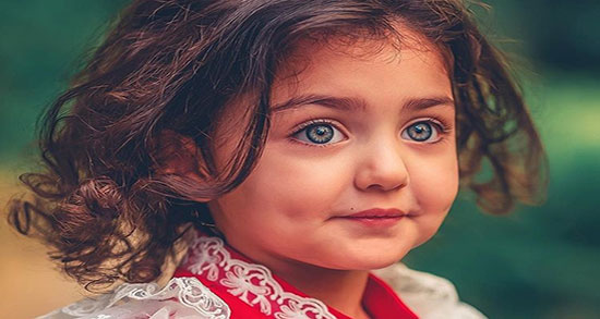 متن در مورد ژست گرفتن دخترم ، دلنوشته و متن زیبا برای دختر کوچولوم
