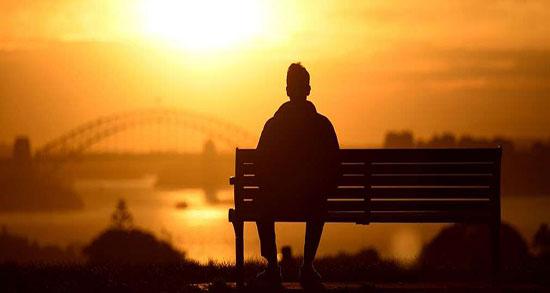 متن در مورد جوانی غمگین ، متن های غمگین و سنگین و گریه دار و جدید تنهایی