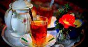 متن در مورد چای ، ذغالی و پاییز و رفیق + متن درباره چای خوردن با دوست