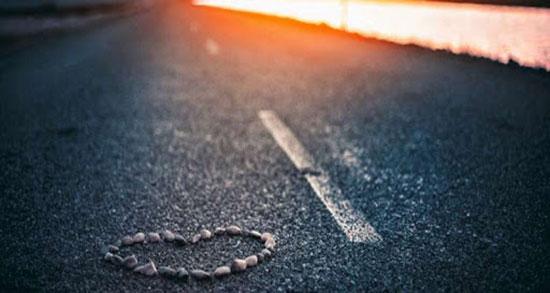 متن در مورد جاده عشق ، شعر و متن عاشقانه درباره جاده زندگی و سفر
