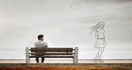 متن جدایی اجباری از عشق ، متن عاشقانه و غمگین جدایی تلخ و اجباری از معشوق