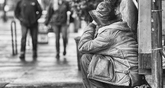 متن در مورد فقر و گرسنگی ، جملات زیبا درباره فقر فرهنگی + فقر و تنگدستی