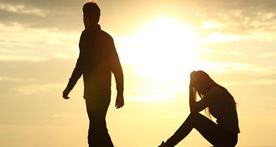 متن نامردی در عشق ، متن نامردی جدایی و خیانت + جواب نامردی در عشق