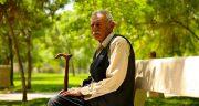 متن پیری و تنهایی ، متن و شعر درباره پیر شدن و پیری در جوانی + متن عشق پیری